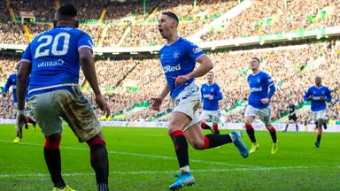 Nikola Katic says he has watched his goal against Celtic back