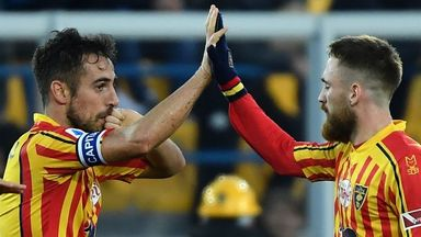 Marco Mancosu levelled up for Lecce to deny Inter victory
