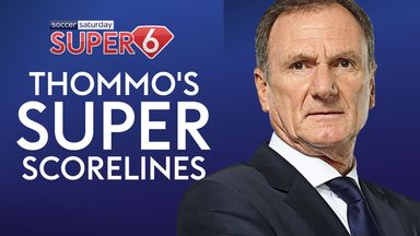 Six Appeal: Thommo's Super Scorelines