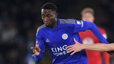 fifa live scores - Wilfred Ndidi: Leicester midfielder may need surgery on injury