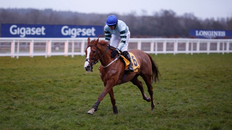 Not So Sleepy strolled to victory at Ascot but has since run a stinker in the Betfair Hurdle