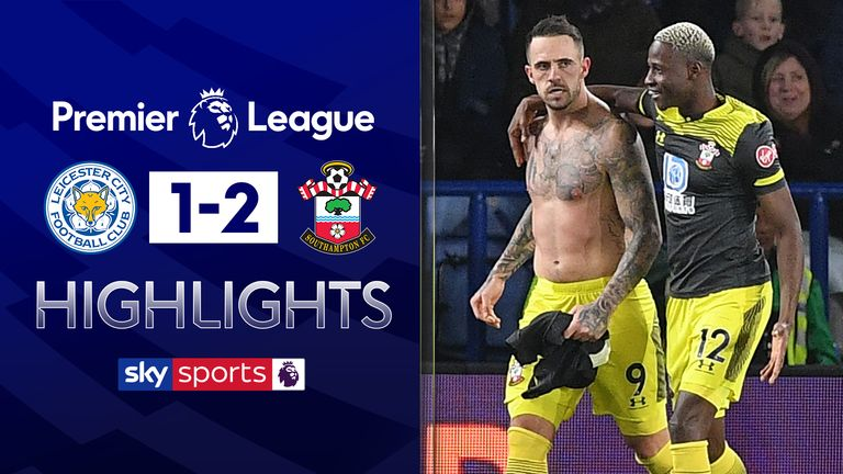 FREE TO WATCH: Highlights from Southampton's win over Leicester City in the Premier League