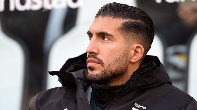 Emre Can's move to Lucien Favre's side is imminent, according to Sky in Germany