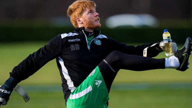 Adam Bogdan joined the club on a short-term deal in November last year