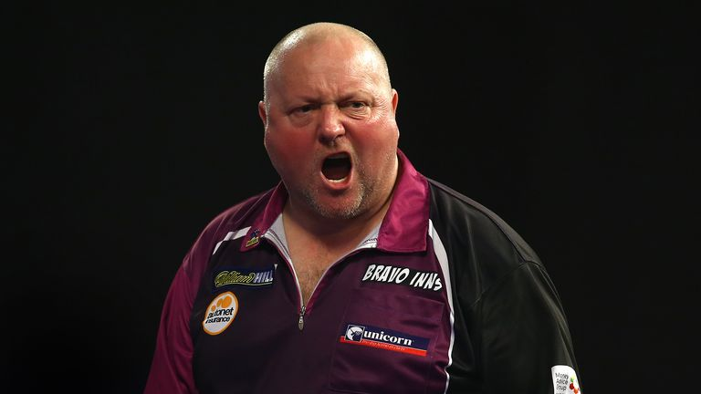 Andy Hamilton was a runner-up at the World Championship back in 2012