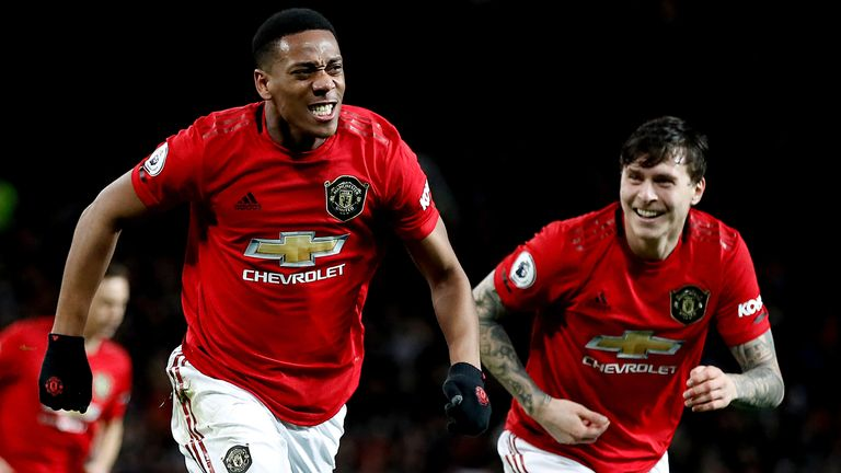 Anthony Martial appears to be a player reborn under Ole Gunnar Solskjaer