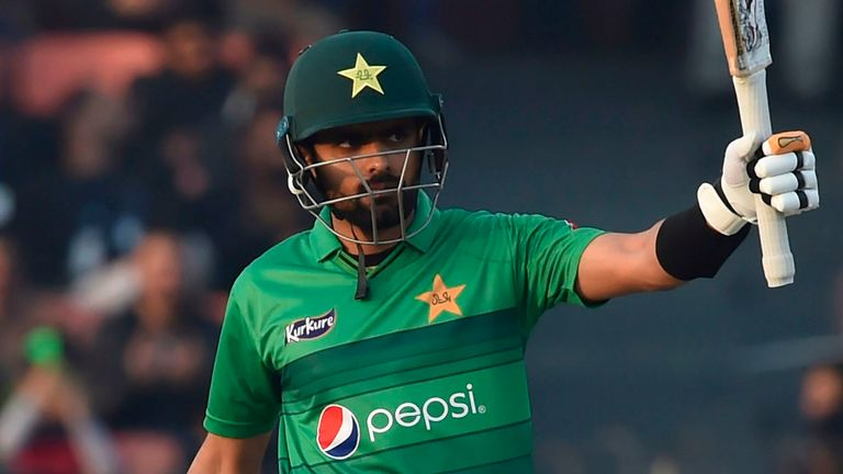 Babar Azam has scored 1,471 T20 International runs at an average of 50.72 but has yet to hit a hundred, his best being 97no