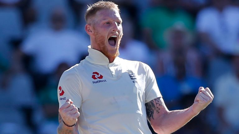 Ben Stokes has won the Sir Garfield Sobers Trophy for ICC Player of the Year