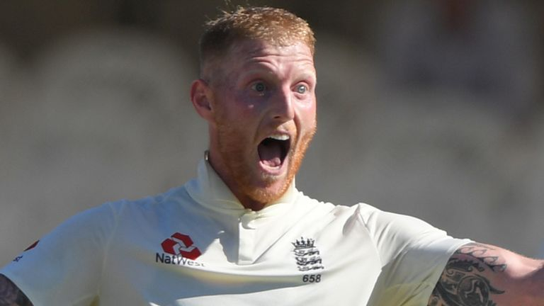 Stokes says the England supporters in Cape Town gave the side extra energy