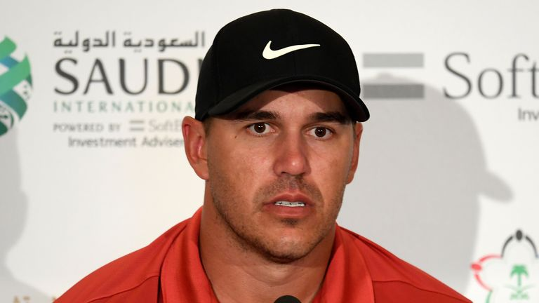 Brooks Koepka insists the majors mean more to him than the Olympics
