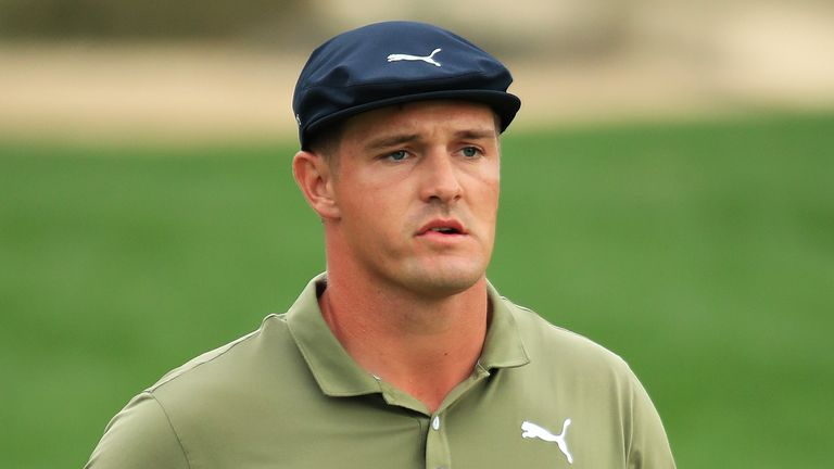 Bryson DeChambeau claimed a seven-shot win last year's contest