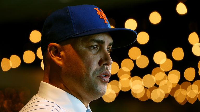 New York Mets manager Carlos Beltran has also been implicated in the scandal
