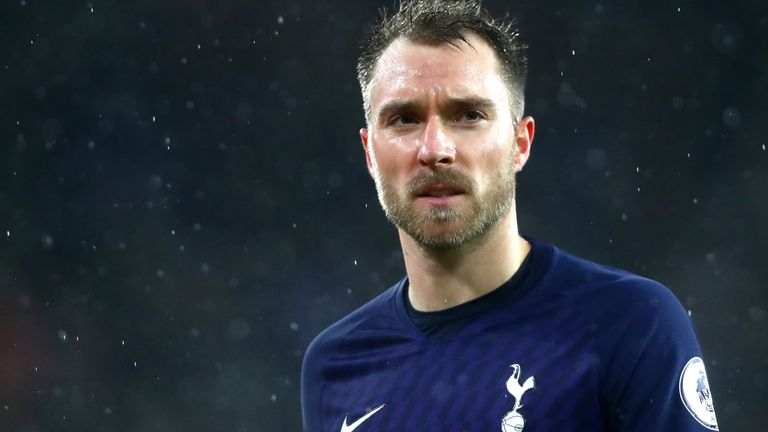 Bergwijn will take Christian Eriksen's No 23 shirt after he joined Inter Milan on Tuesday
