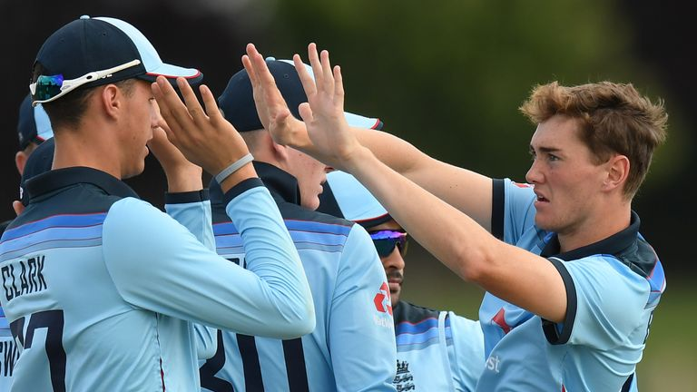 England U19s face West Indies, Australia and Nigeria in their World Cup campaign