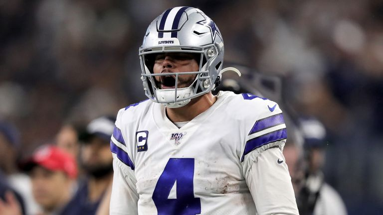 The Dallas Cowboys could use the exclusive franchise tag on Dak Prescott