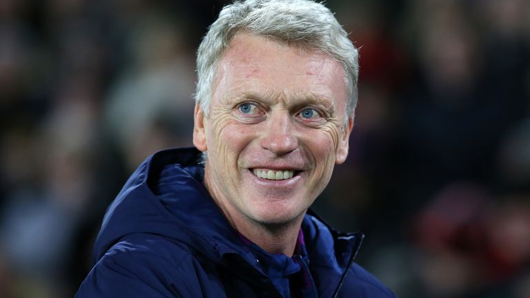 David Moyes managed Everton for 11 years before leaving for Manchester United in 2013