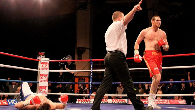 David Price halted John McDermott to line up a Fury fight