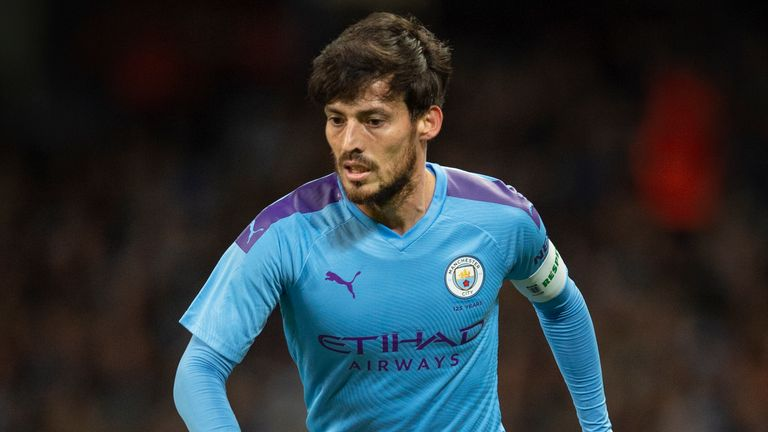 David Silva is leaving Manchester City at the end of the season - but when exactly?