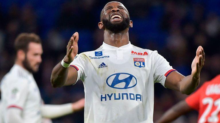 ผลการค้นหารูปภาพสำหรับ Will Chelsea lure Moussa Dembele from Lyon?