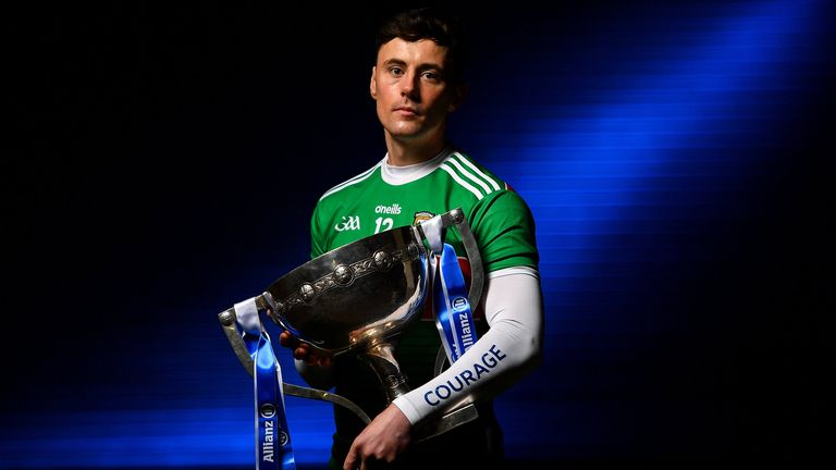 O'Connor was speaking at the launch of the 2020 Allianz Football League