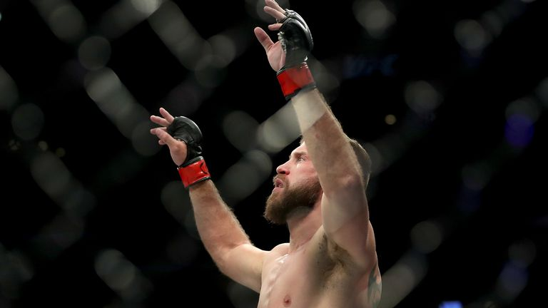 'Cowboy' Cerrone boasts the records for the most wins and finishes in UFC history