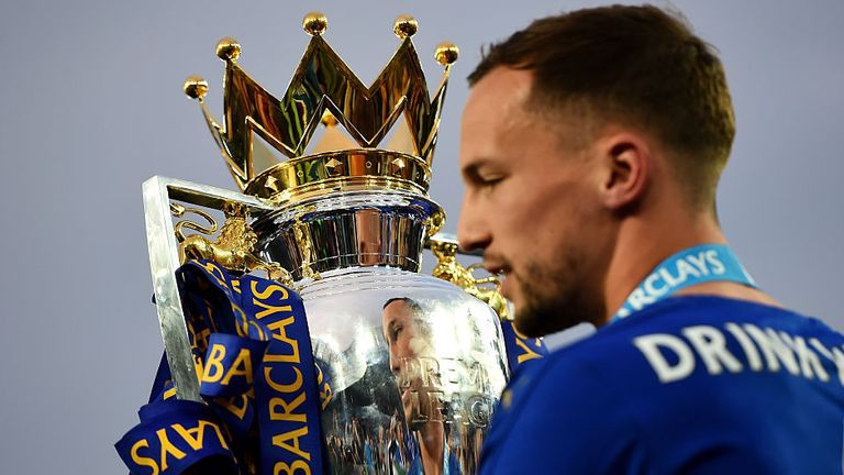 Drinkwater was a key member of Leicester's title winning side in 2016