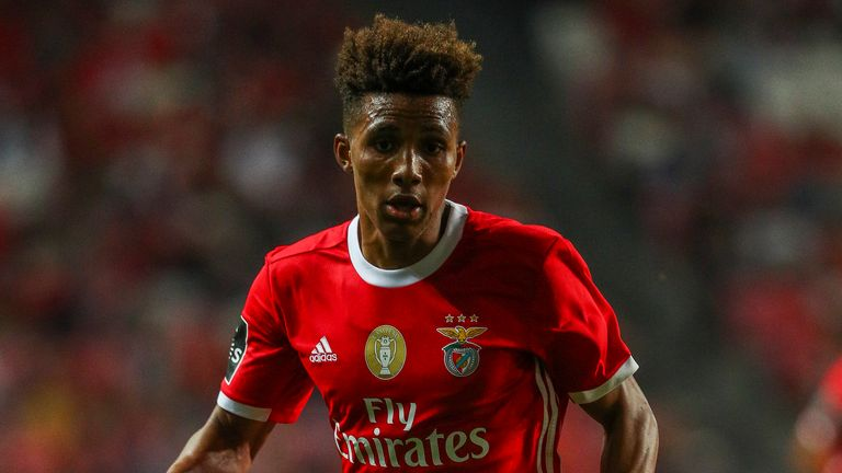 Tottenham, Chelsea and West Ham are all after Benfica youngster Gedson Fernandes
