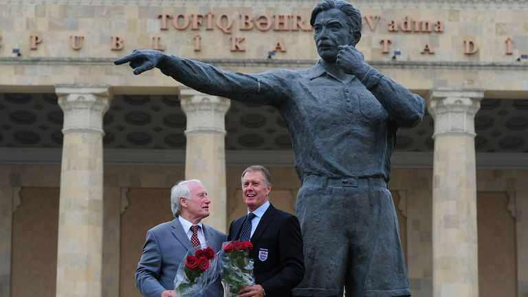 Germany's 1966 World Cup goalkeeper dies at 84