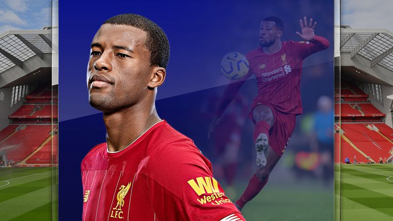 Liverpool's Gini Wijnaldum is an underrated part of the team's success