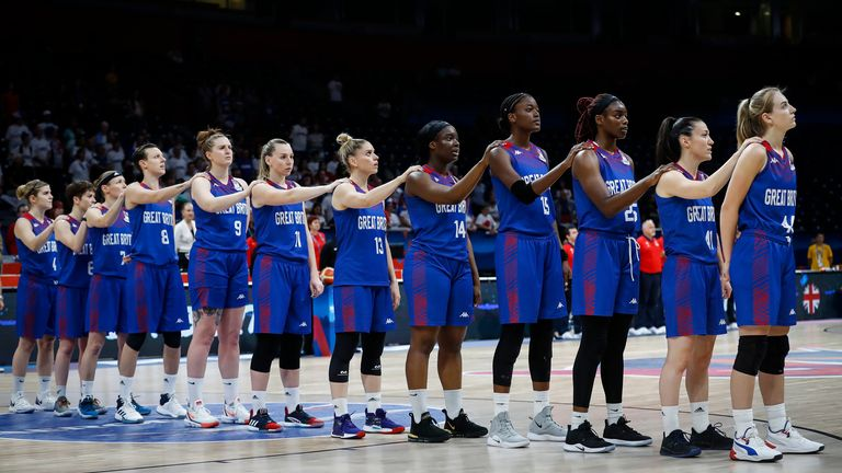 Great Britain's women's basketball team will not travel to China for next month's Olympic qualifiers, following the coronavirus outbreak