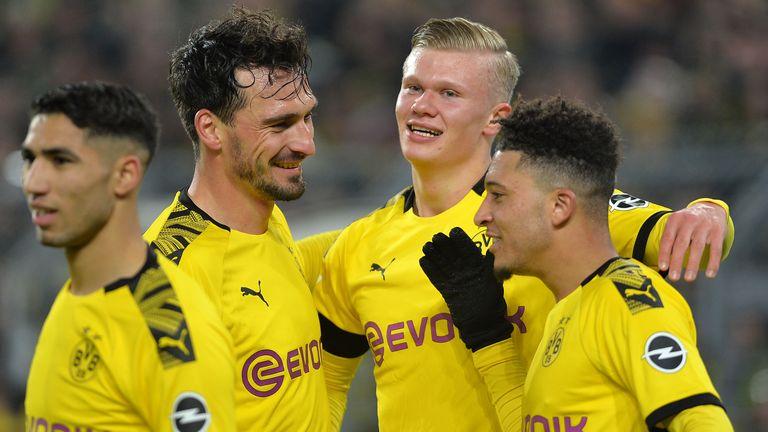 Borussia Dortmund RB Leipzig and Bayer Leverkusen are the other elite Bundesliga clubs to contribute