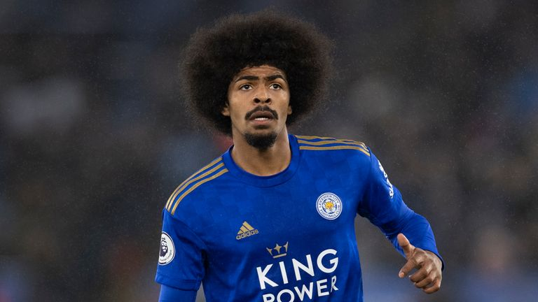 Hamza Choudhury was late to for a 'very important' training session