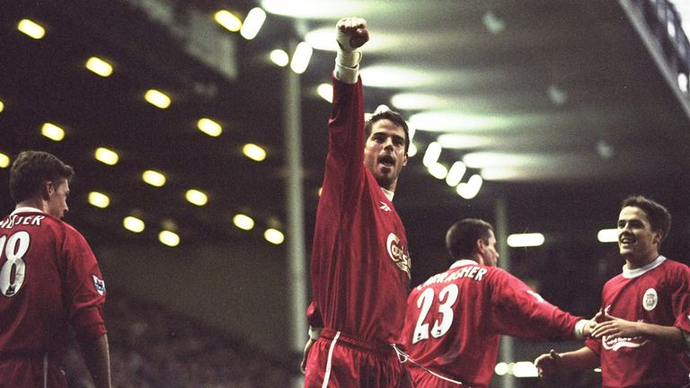 Jamie Redknapp was at Liverpool for nearly 12 years, and suffered several long-term injury issues