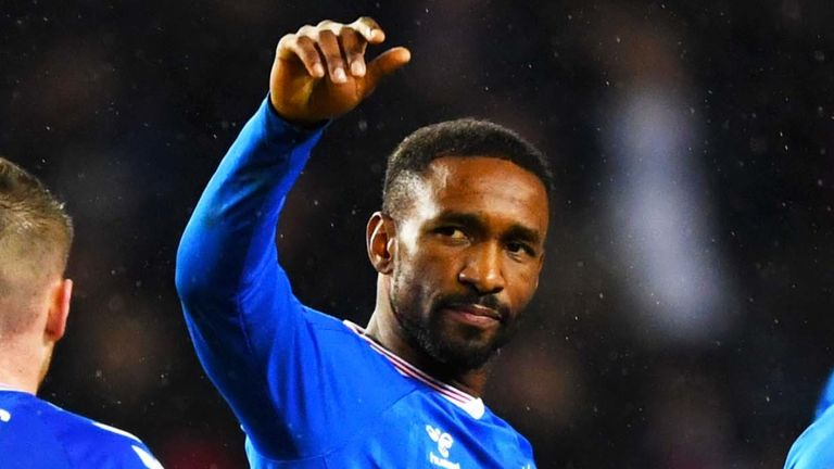 Defoe has been a professional football player for 21 years