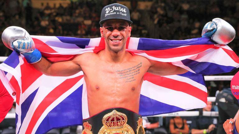 Kal Yafai defends WBA belt against Roman 'Chocolatito' Gonzalez this weekend