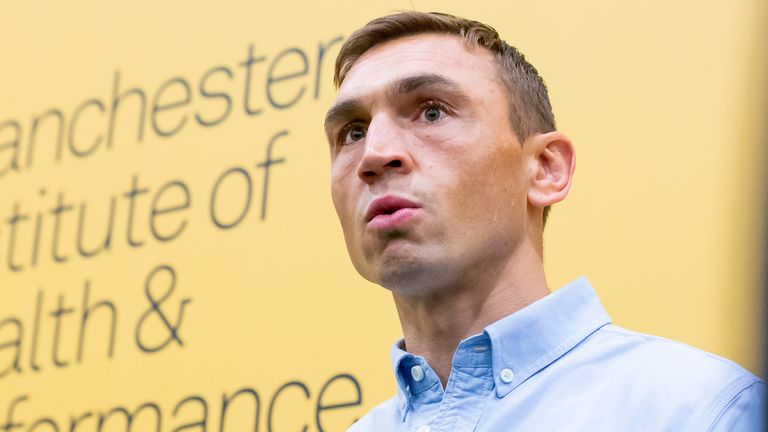 Kevin Sinfield is not underestimating England's World Cup opponents Greece
