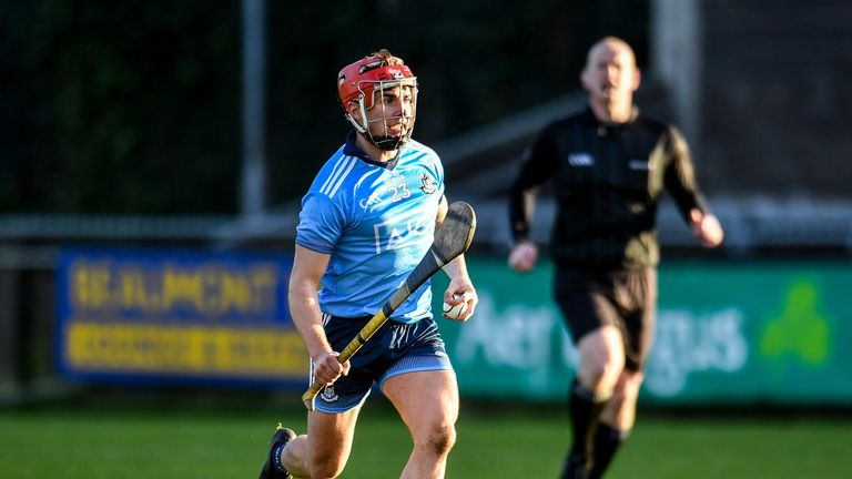 Lorcan McMullan featured prominently for the Dubs in recent weeks