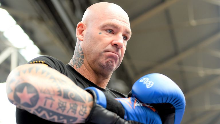 Lucas Browne stands in the way of Davtaev's title ambitions