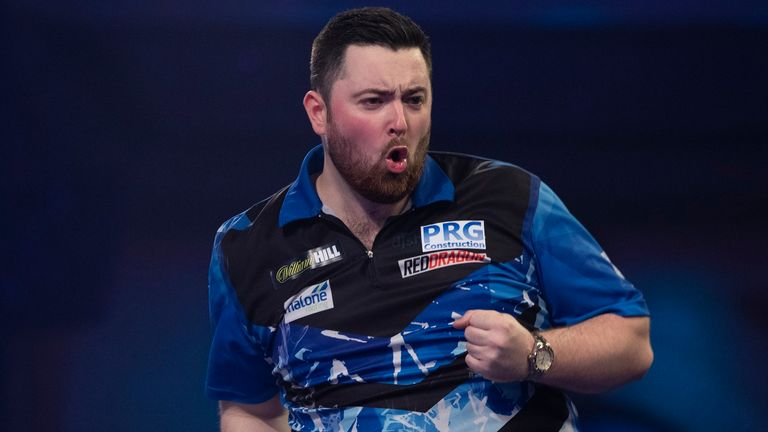 Luke Humphries is among the Challengers, taking on the biggest names in darts