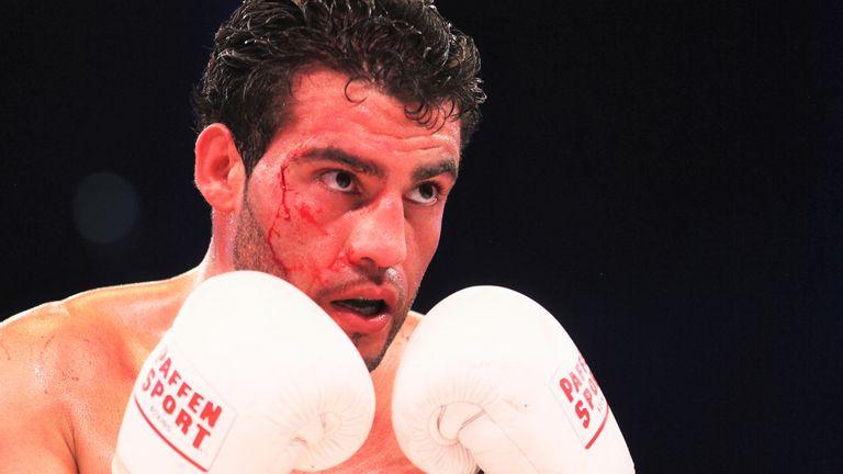 Manuel Charr has not fought since winning WBA 'regular' belt in 2017
