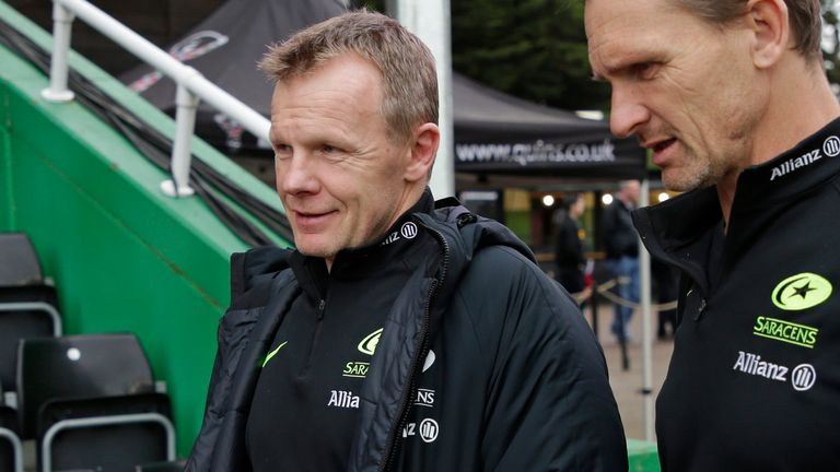 Mark McCall believes uncertainty was disruptive for Saracens