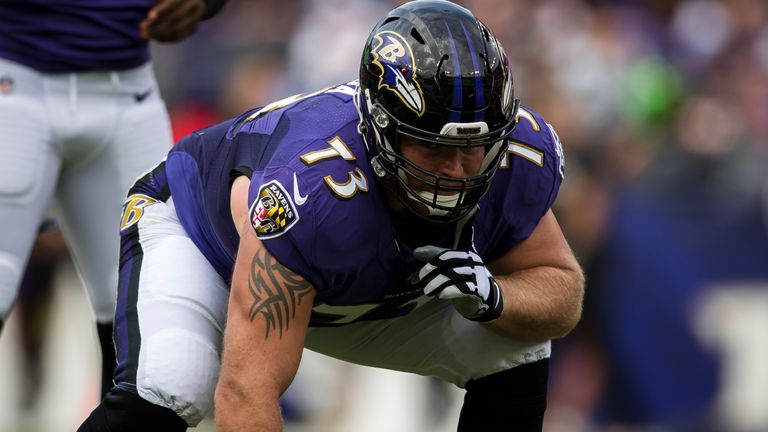 Marshal Yanda says Simmons' conduct was 'ridiculous'