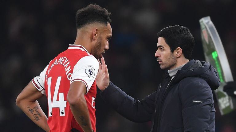 Transfer: Arteta reveals discussion with Xhaka over Arsenal exit