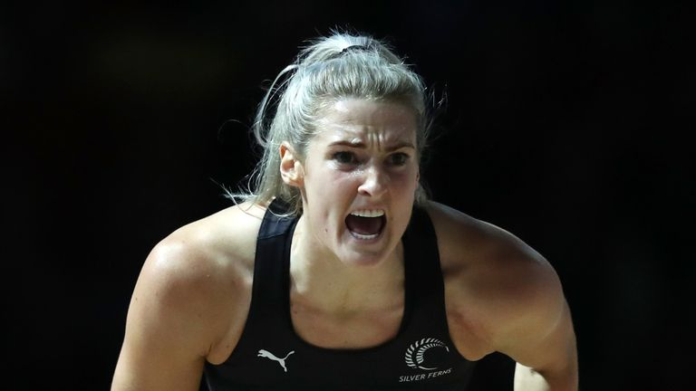 The Silver Ferns' work was led by standout players at both ends of the court