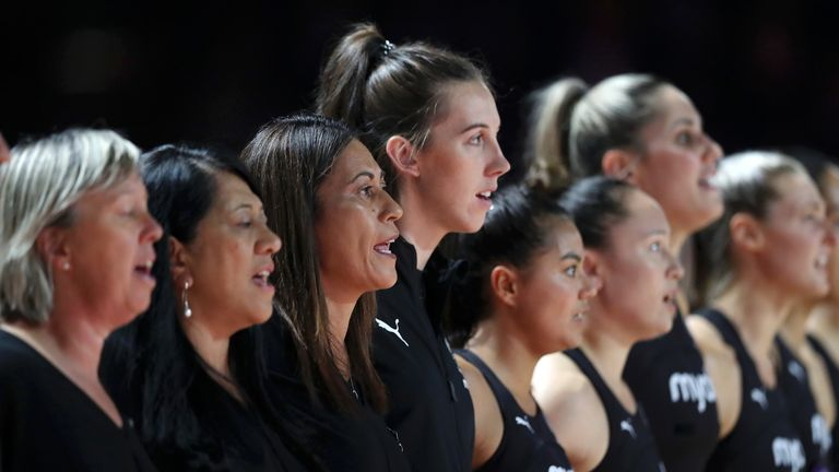 The Silver Ferns are the reigning world champions and all athelete play in the ANZ Premiership