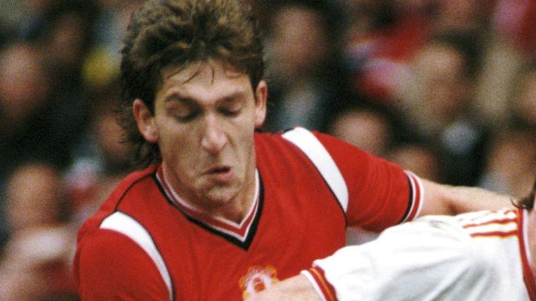 Norman Whiteside es el jugador más joven del Manchester United en alcanzar 200 juegos para el club
