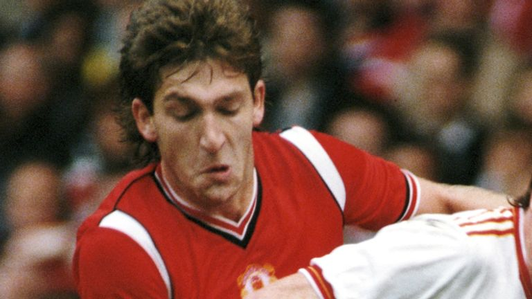 Norman Whiteside is the youngest Manchester United player to reach 200 games for the club