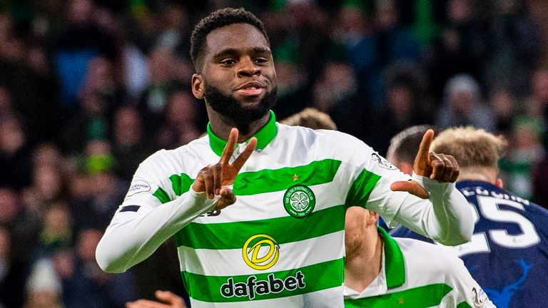 Celtic's Odsonne Edouard - is he ready for a big money move?