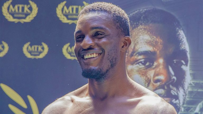 Ohara Davies could face Tyrone McKenna in Golden Contract semis