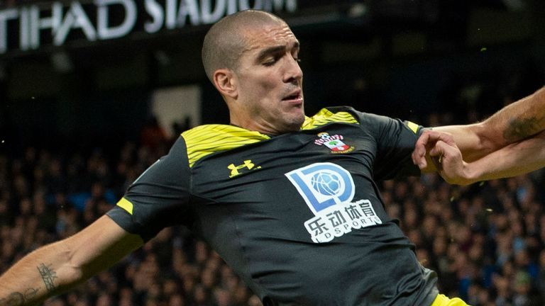 Soares has named his dog after former Southampton teammate Oriol Romeu